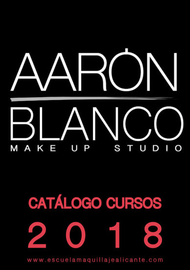Catálogo de Cursos de Maquillaje - 2018